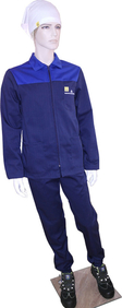 Антистатическая рабочая одежда в основном подходит для какой отрасли ?