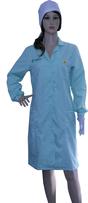 Антистатический женский халат EZ-M130–L