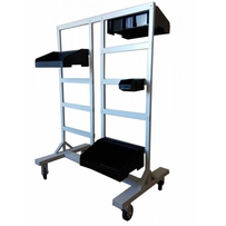 DOKA-PCB 20  тележка транспортная антистатическая для печатных плат