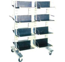 DOKA-CC-622 ESD тележка антистатическая для печатных плат