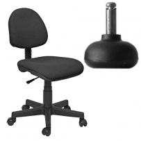 СП-250 промышленный  стул, кож. зам., стопики,