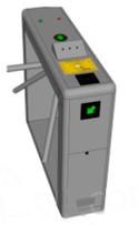 Тестер турникет контроля статического электричества DOKA-G027