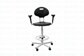 Кресло лабораторное медицинское КР-12- В