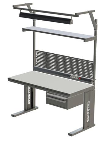 Стол радиомонтажника купить по выгодным ценам  | Компания Doka-Esd