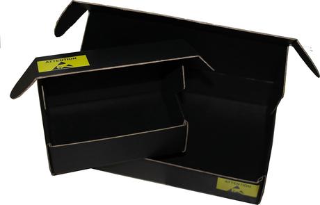 Антистатическая коробка PACT