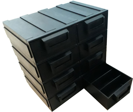 Антистатическая кассетница A-138