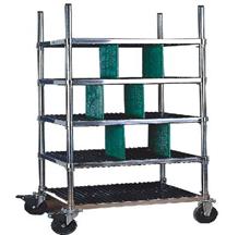 Антистатическая  тележка DOKA-CC-601 ESD для печатных плат