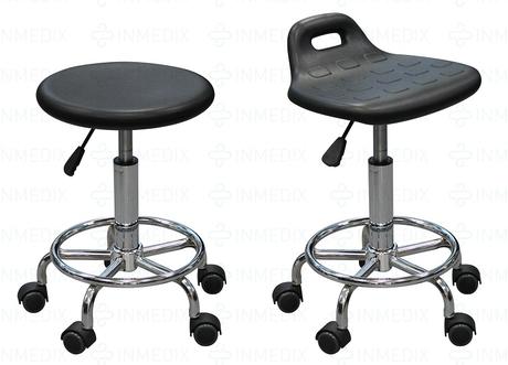 Табурет медицинский с полиуретановым сиденьем Т06