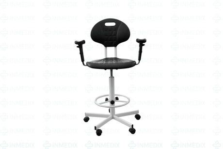 Кресло полиуретановое с подлокотниками КР-11
